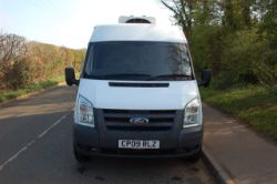 THREE LIGHT COMMERCIAL VEHICLES & A PUBLIC SERVICE VEHICLE