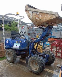 SALE NO. 1 - AN EXTENSIVE RANGE OF CONTRACTORS PLANT, GROUNDS CARE AND ANCILLARY EQUIPMENT