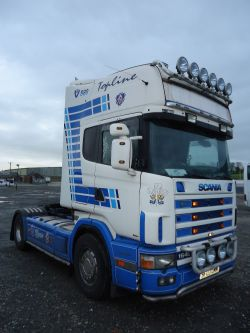 Unreserved Auction of Tractor Unit, Coach & Minibus Auction on behalf of a UK Finance House