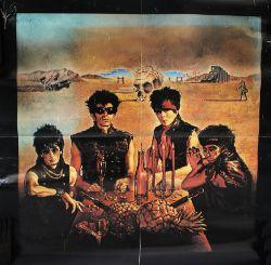 Music Memorabilia Poster Timed Auction Sale