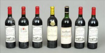 Chateau le Gay, Pomerol, 1993 Four bottles; Chateau Lafon-Rochet Saint Estephe Medoc, 1967, single