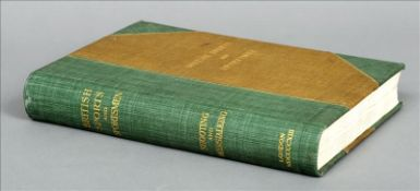 British Sports and Sportsmen, Shooting and Deer Stalking 1 volume. Binding scuffed/stained, some