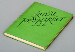 Lyle, R.C. Royal Newmarket by Lionel Edwards, published by Putnam & Co. Limited, London, with signed