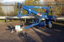 Lying in Sheffield - Construction Plant &  Machinery, Cable Laying Equipment & Vehicles (Subject to Availability)