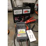 Lot of (2) Battery Test Units