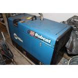 PORTABLE WELDER/GENERATOR, MILLER BOBCAT MDL. 250, CC/CV, AC/DC welder, 10,500 watt generator,