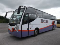 35 late model luxury coaches, service buses, and mini buses formerly owned by Hatts Coaches (In Administration)