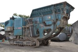 Late Crushing & Screening Machines, Hyundai Loader & Toyota Hi-Lux formally owned by Crush Limited (In Administration)