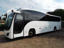 Volvo B9R Plaxton Elite 53 Seat Luxury Coach