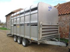 Timed Machinery Auction