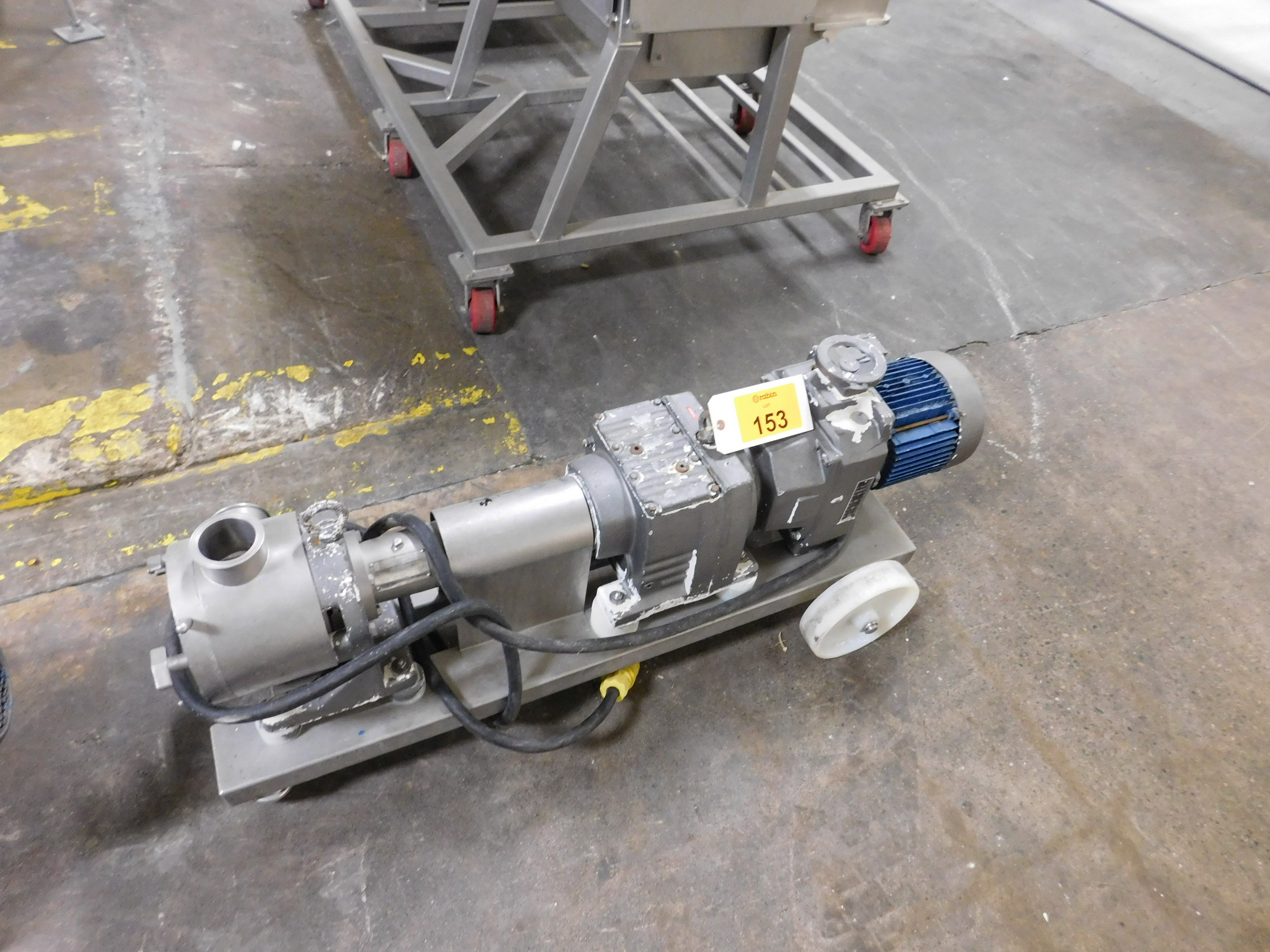 Lot 153 - Low Shear Pump