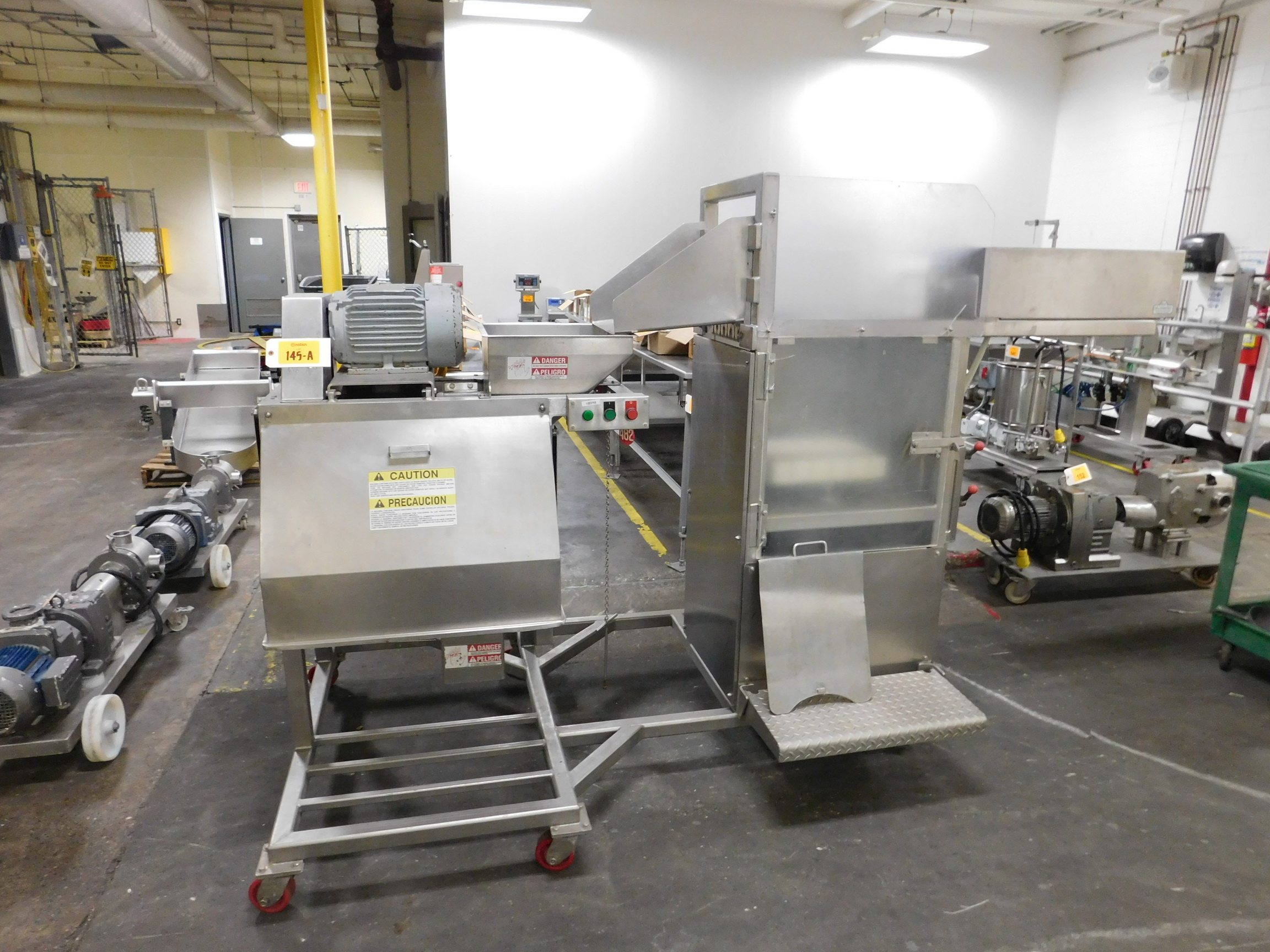 Lot 145A - Dicer/Block Cutter