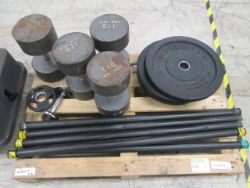 Government Miscellaneous Equipment Sale To Include Gym, Workshop, Catering, Electrical Equipment Etc