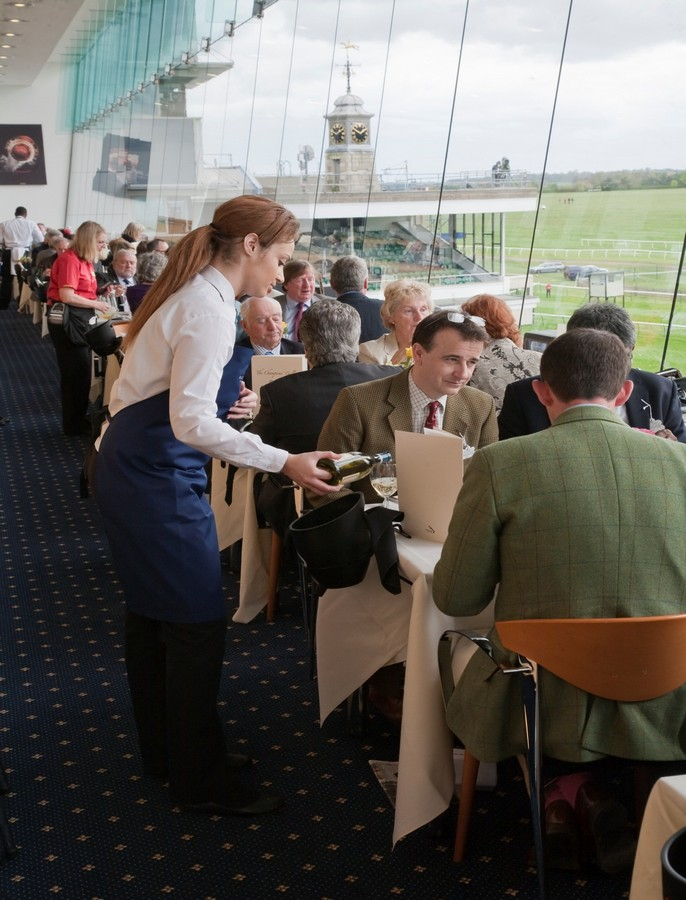 The Premier Newmarket day out - For four people to enjoy the Premier Experience at Newmarket
