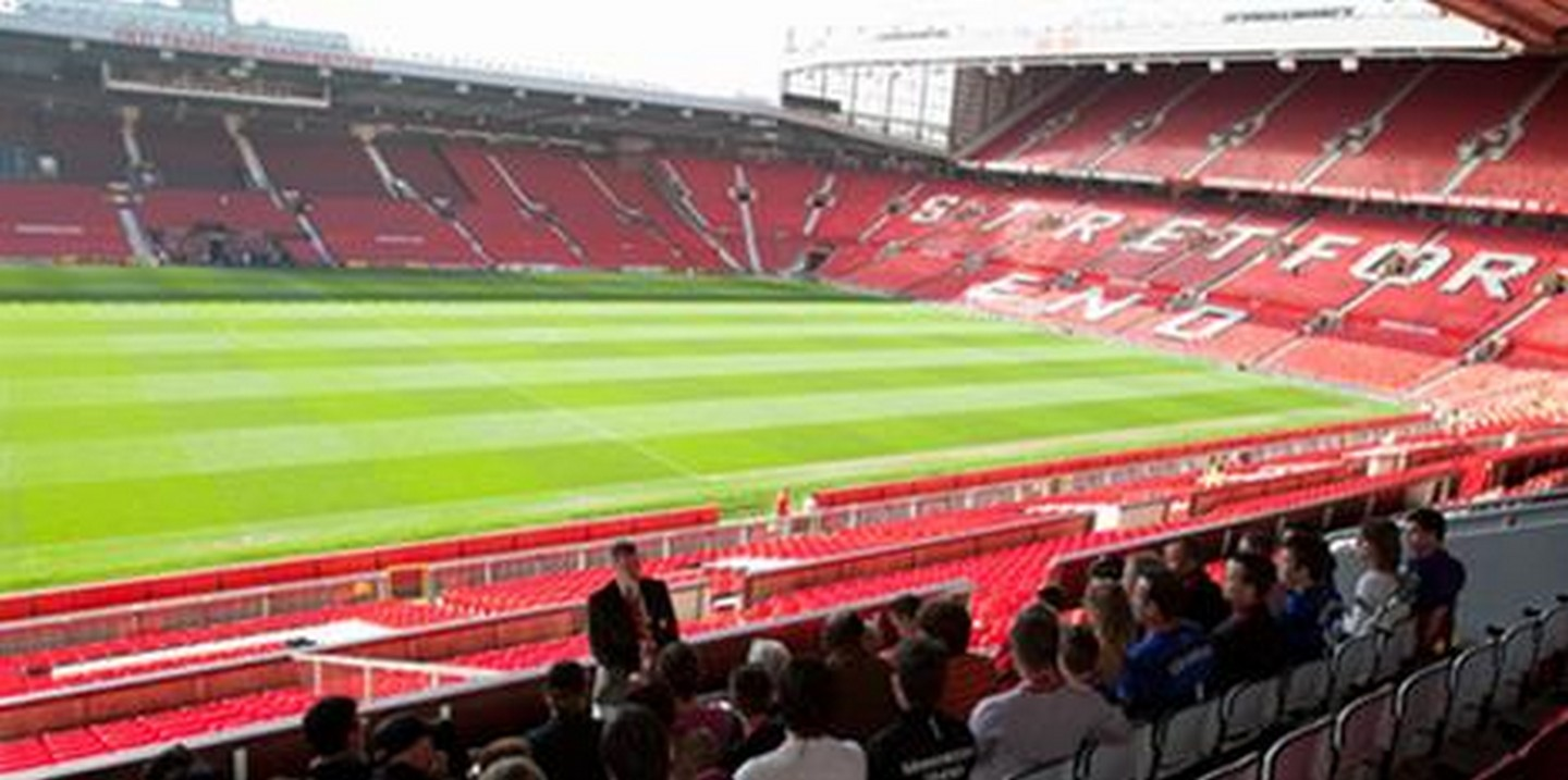 Manchester United VIP hospitality match day Package - A VIP Hospitality Experience for two guests at