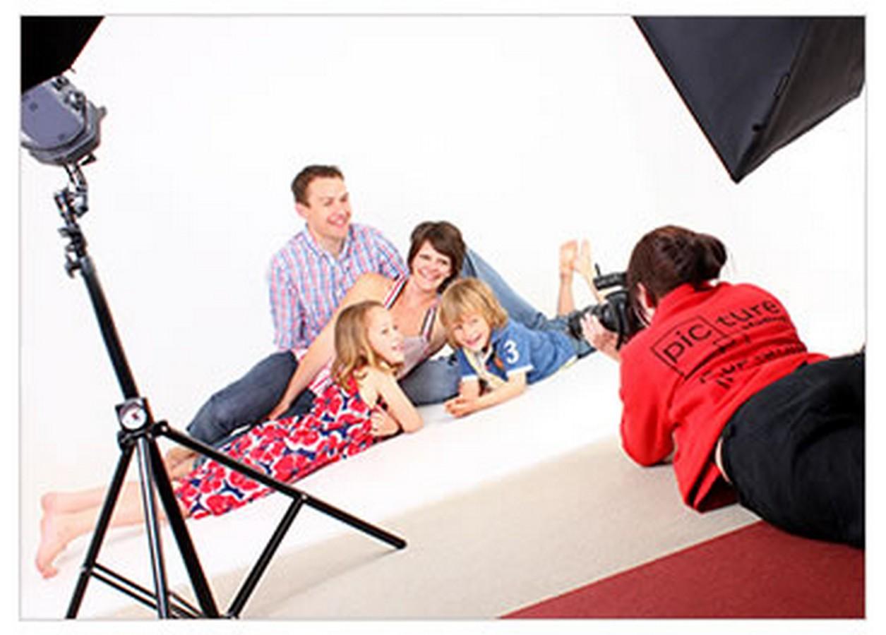 Picture Studios, Lowestoft     -  Studio Photo session  The Unique Picture Experience at Picture