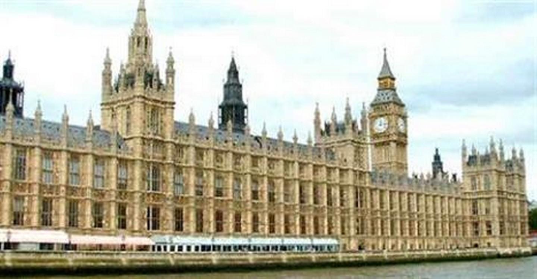 Tour of Parliament            with Ben Gummer MP Ben Gummer, Conservative MP for Ipswich is
