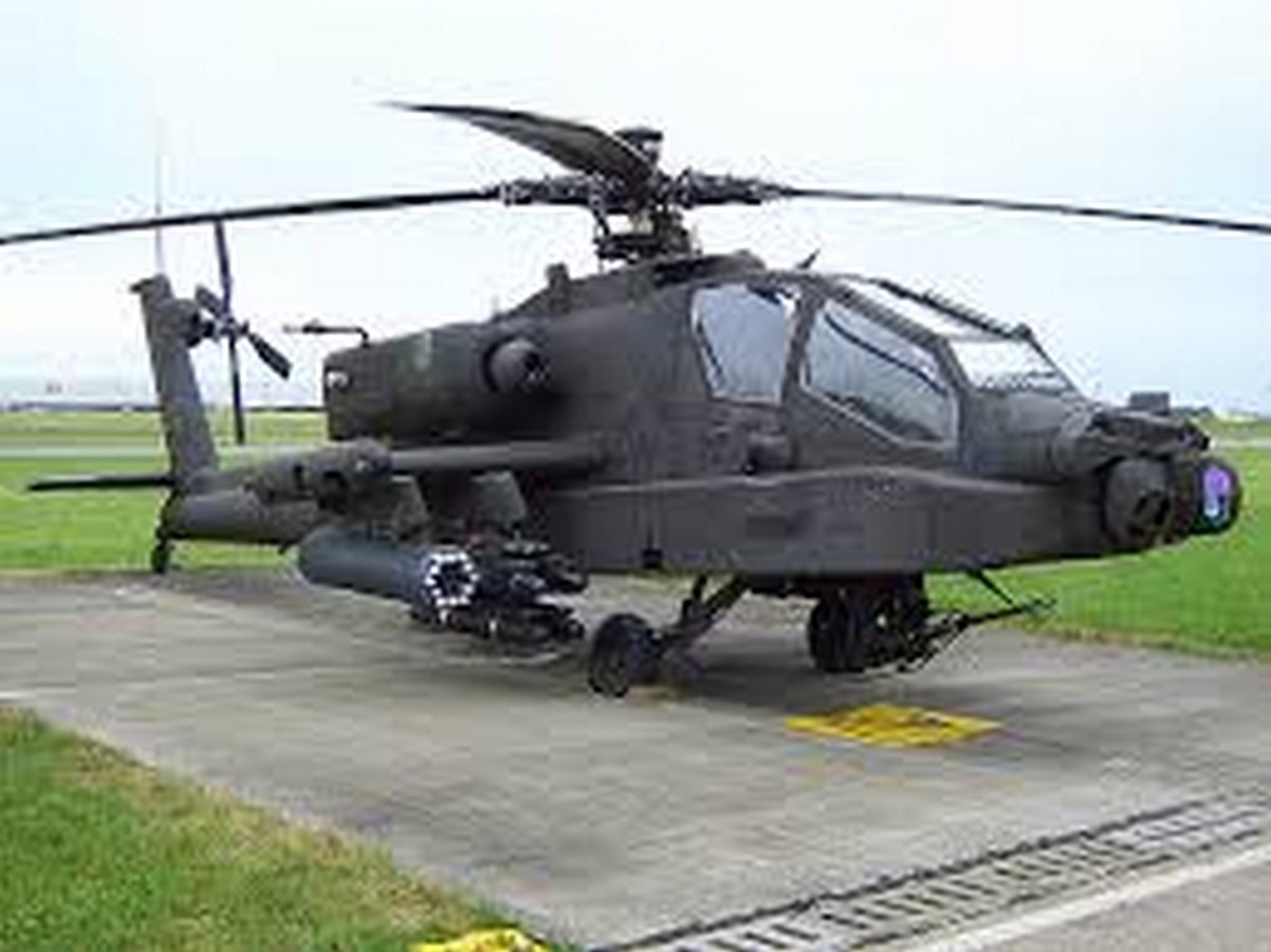 Exclusive tour of Apache base -   Bid for an exclusive visit for 2 people to Wattisham station,