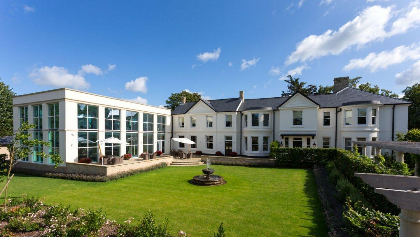 Spa break at the Bedford Lodge Hotel, Newmarket, for two people. The only four star hotel in