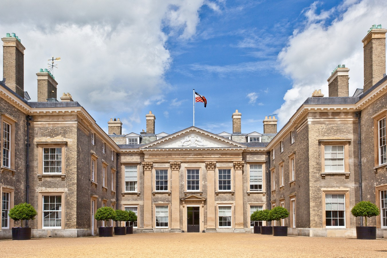 An exclusive invitation by Earl Spencer.A private tour of Althorp  House for 20 people hosted by