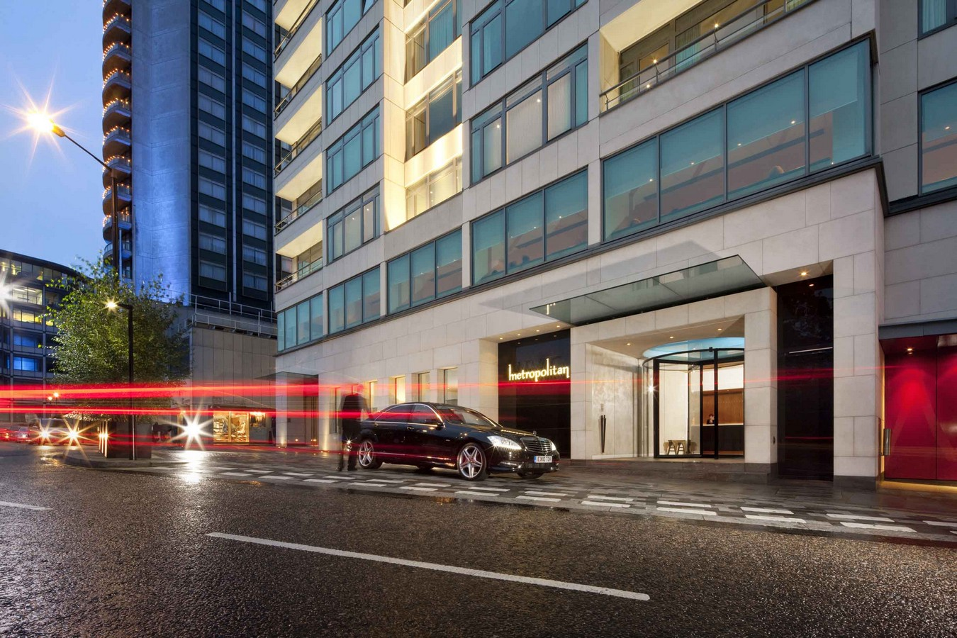 Metropolitan by COMO, London  - A one night stay with breakfast in a Metropolitan room at the