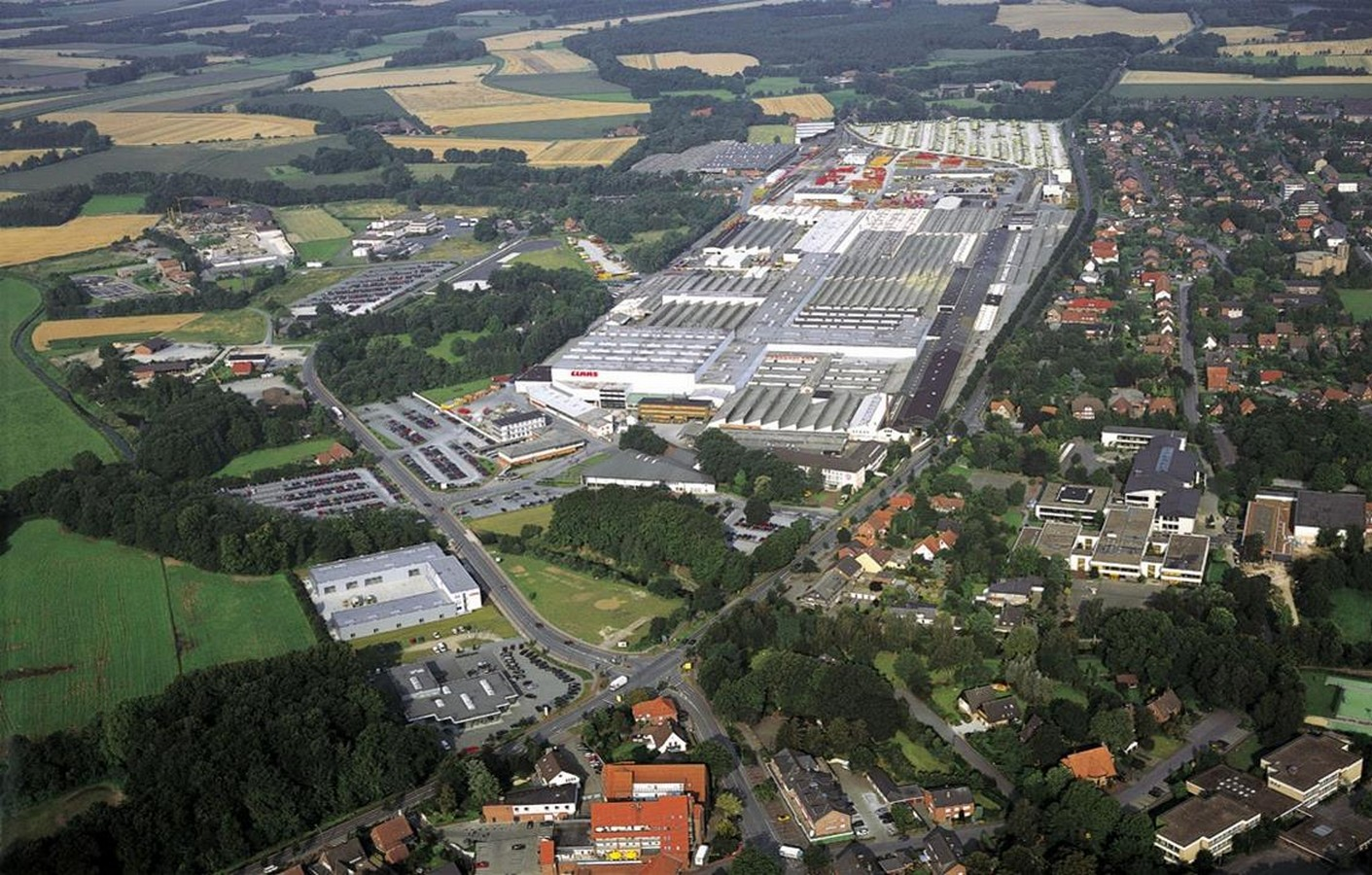 VIP visit to CLAAS in Germany - two day VIP visit. CLAAS is delighted to offer a two day VIP visit