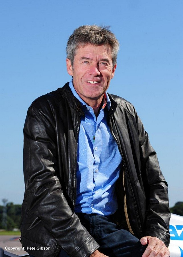 The Tiff Needell Experience. If you`ve ever watched Top Gear or 5th Gear you will have seen Tiff
