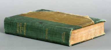 British Sports and Sportsmen: Hunting    CONDITION REPORTS:  Binding torn and tatty, front board