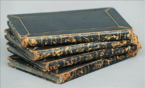 DICKENS, CHARLES, Our Mutual Friend Two volumes bound in 4 volumes, Chapman and Hall, London 1865,
