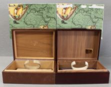 TWO ROLEX WRIST WATCH BOXES CIRCA 1990/2000s, NUMBERS INCLUDE 71.00.04, 71.01.06 FOR ROLEX DAY-DATE