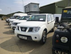 4x4 Vehicles Direct from MOD Government Department. All 1 owner from new.