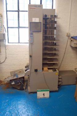 Print, Pre-Press, Print Finishing and Mailhouse Equipment