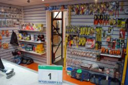 The Contents of an Electrical Wholesaler