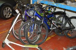 West Midlands Police XMAS BICYCLE Auction