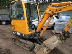 Construction & Agricultural Machinery Including: PUMPS, EXCAVATORS, VEHICLES & CANTILEVER RACKING On Behalf Of Various Retained Clients