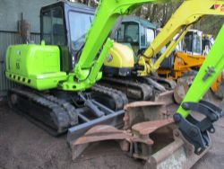 Construction & Agricultural Machinery Including: Excavators, Forklifts, Trailers, Vehicles etc  On Behalf Of Various Retained Clients