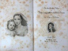 Reserve: 50 EUR        Die christlichen Bilder ein Beförderungsmittel des christlichen Sinnes von