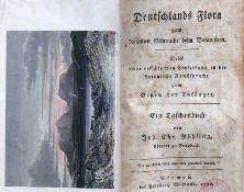 Reserve: 50 EUR        Deutschlands Flora zum bequemen Gebrauche beim Botanisieren; nebst einer