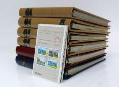 Reserve: 150 EUR        Sammlung Briefmarken Deutschland (unvollständig) mit Ersttagsbriefen