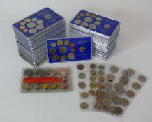Reserve: 300 EUR        Kursmünzen-Serie München, Hamburg, Stuttgart, Berlin, Karlsruhe; 50