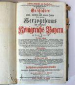 Reserve: 250 EUR        Königreich Bayern vollständige Geschichten der alten, mittlern un neueren