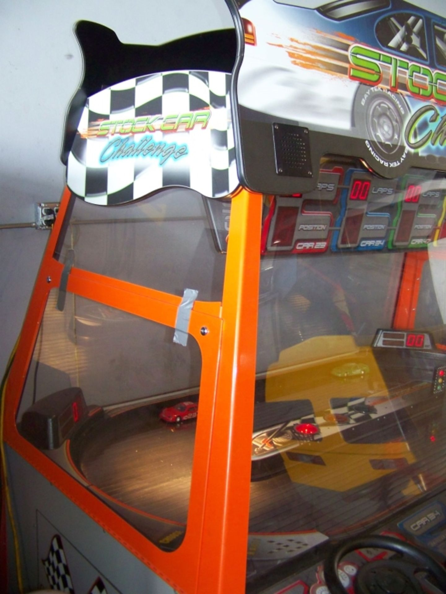 STOCK CAR CHALLENGE TICKET REDEMPTION GAME - Image 2 of 6