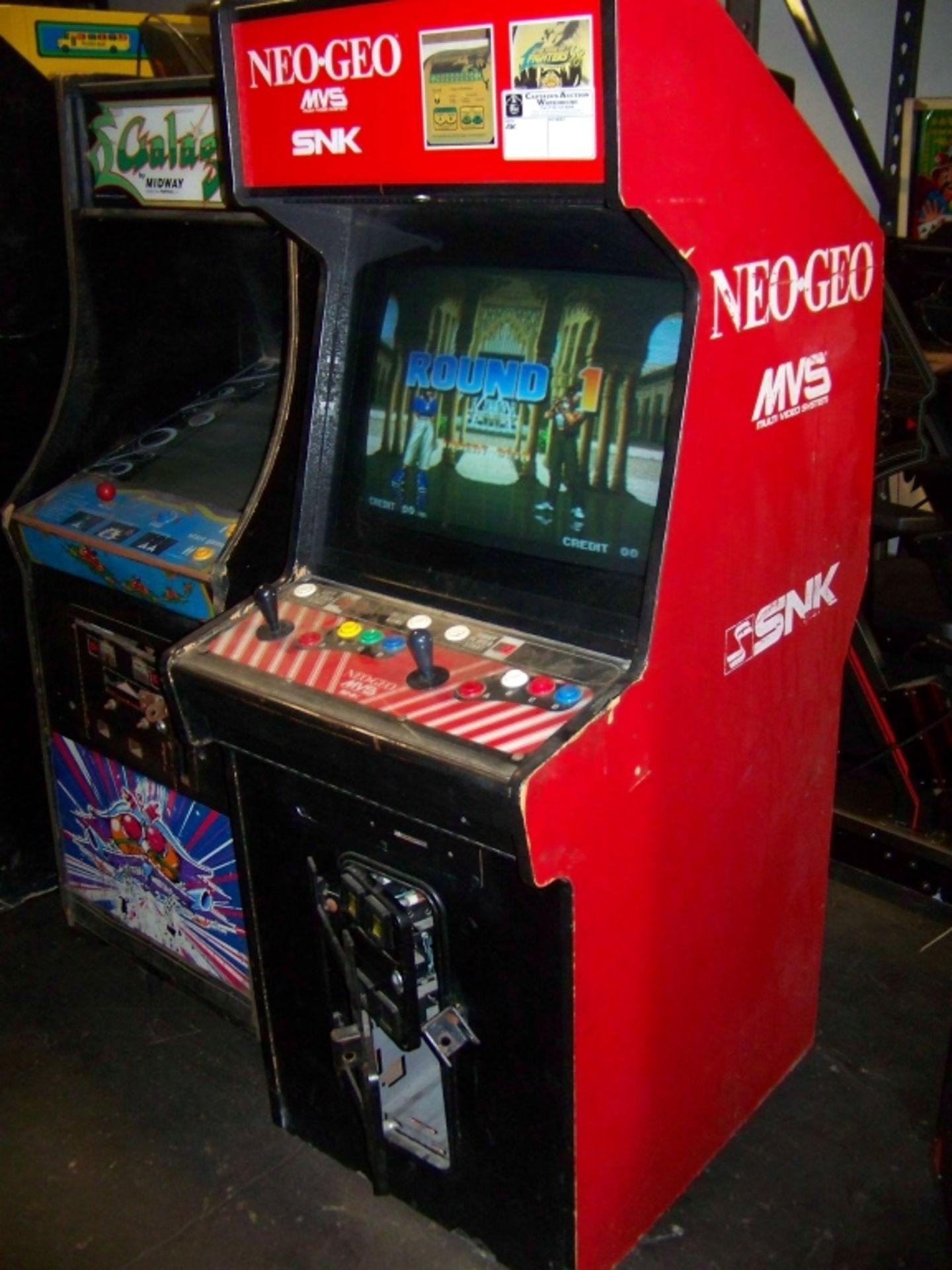 NEO GEO 2 SLOT ARCADE GAME SNK   AX - Image 2 of 2