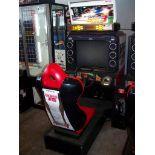 MAXIMUM TUNE 3 SITDOWN DRIVER ARCADE GAME