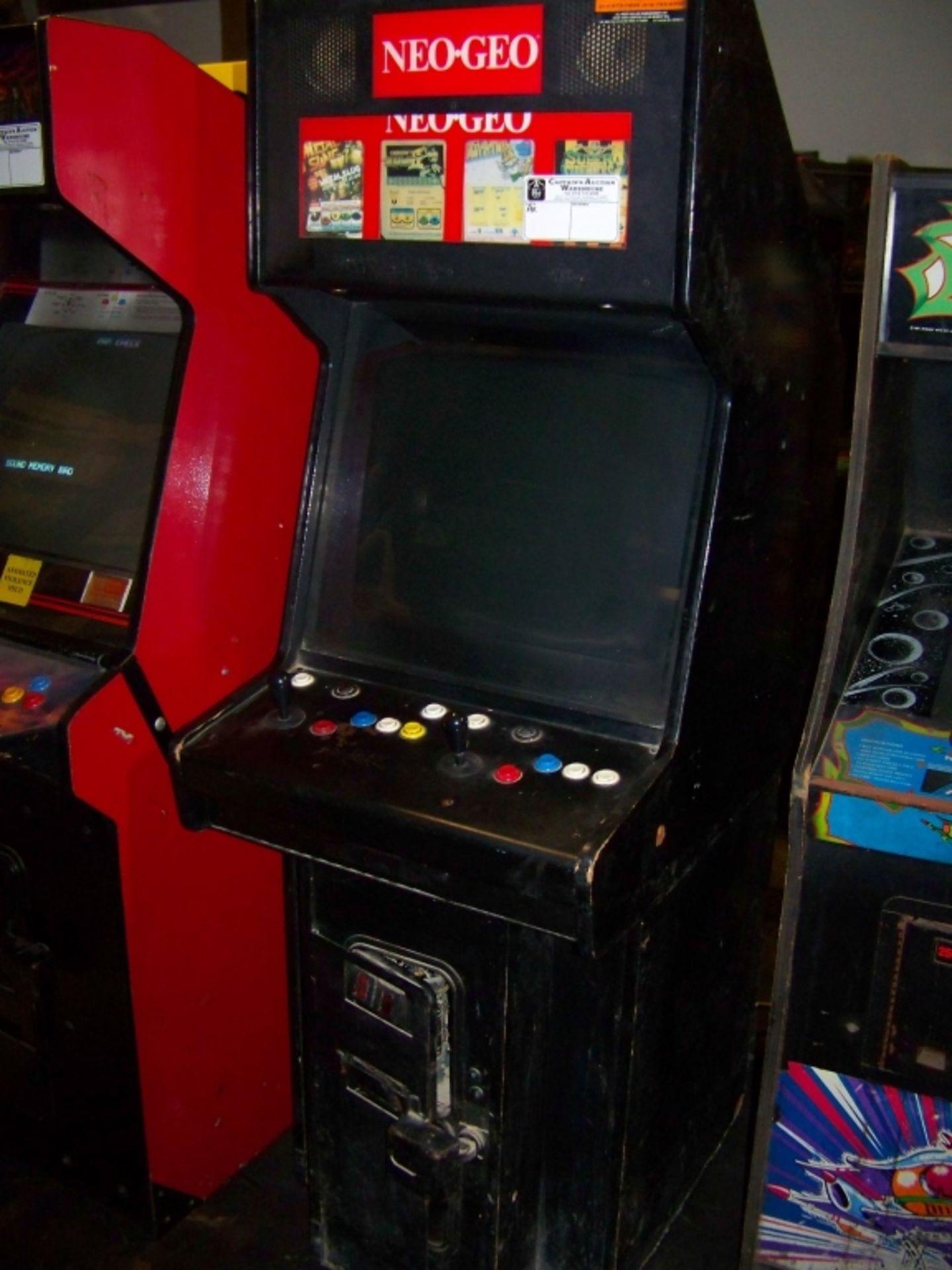 NEO GEO 4 SLOT ARCADE GAME SNK   AX