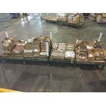 LOT OF WINDOW HARDWARE *CART NOT INCLUDED*