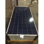 LOT OF (9) 310 WATT SOLAR PANELS (BIDDING IS PER PANEL MULTIPLIED BY 9)