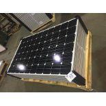 LOT OF (9) 270 WATT SOLAR PANELS (BIDDING IS PER PANEL MULTIPLIED BY 9)