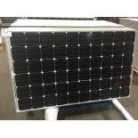 LOT OF (3) 270 WATT SOLAR PANELS (BIDDING IS PER PANEL MULTIPLIED BY 3)