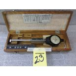 """MITUTOYO #511 SERIES .7"""" - 1.4"""" DIAL BORE GAGE"""
